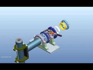 Exploded View Animation